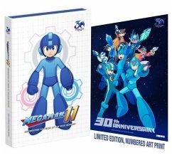 Mega Man 11: Celebrating 30 Years of the Blue B...