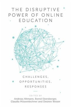 The Disruptive Power of Online Education: Chall...