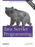 Java Servlet Programming (eBook, PDF)