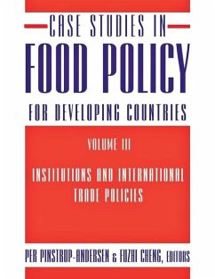 Case Studies in Food Policy for Developing Countries (eBook, PDF)
