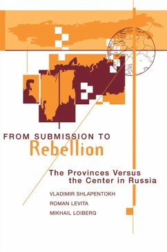 From Submission To Rebellion (eBook, PDF)