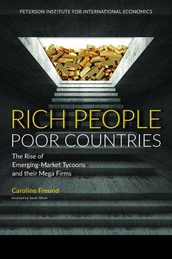 Rich People Poor Countries (eBook, ePUB) - Freund, Caroline