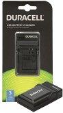 Duracell Ladegerät mit USB Kabel für DR9954/NP-FW50