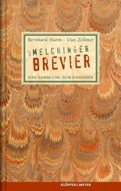 's Melchinger Brevier (Mängelexemplar) - Zellmer, Uwe