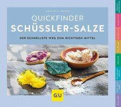Schüßler-Salze, Quickfinder (eBook, ePUB) - Heepen, Günther H.