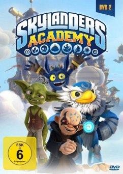 Skylanders Academy - DVD 2