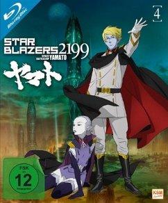 Star Blazers 2199 - Space Battleship Yamato - Vol. 4 BLU-RAY Box