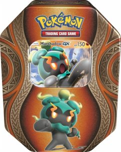 Pokemon Tin Deck Box Marshadow (Sammelkartenspiel)