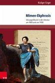 Mimen-Ekphrasis (eBook, PDF)