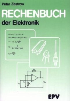 Rechenbuch der Elektronik - Zastrow, Peter