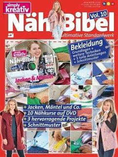 Simply kreativ - Näh-Bibel Volume 10 - Buss, Oliver