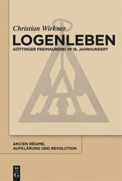 Logenleben - Wirkner, Christian
