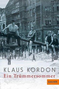 Ein Trümmersommer (eBook, ePUB) - Kordon, Klaus