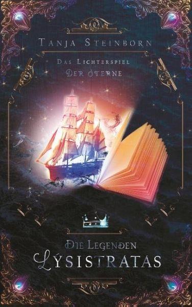 Buch-Reihe Die Legenden Lýsistratas