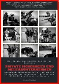 Private Sicherheit - Das legale Multimilliarden Dollar Business (eBook, ePUB)
