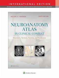Neuroanatomy Atlas in Clinical Context, International Edition - Haines, Duane E.