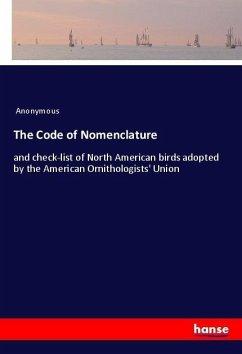 The Code of Nomenclature