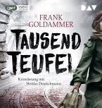 Tausend Teufel / Max Heller Bd.2 (1 MP3-CDs) (Mängelexemplar)