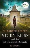 Vicky Bliss und der geheimnisvolle Schrein / Vicky Bliss Bd.1 (eBook, ePUB)