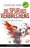 Die Spur des Verbrechens - Vier Kriminalromane in einem eBook (eBook, ePUB)