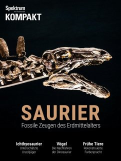 Spektrum Kompakt - Saurier (eBook, PDF)