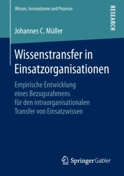 Wissenstransfer in Einsatzorganisationen
