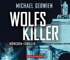 Wolfs Killer, 8 Audio-CDs