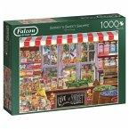 Falcon Sweet Shoppe - 1000 Teile Puzzle