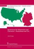 Basiswissen für Dolmetscher und Übersetzer - Deutschland und USA (eBook, PDF)