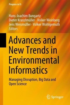Advances and New Trends in Environmental Inform...