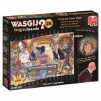 Wasgij Original 26 - Die große Promi-Kochshow - 1000 Teile Puzzle