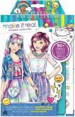 Fashion Design Sketchbook - Digital Dream FIX2