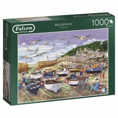 Mousehole, Cornwall - 1000 Teile Puzzle