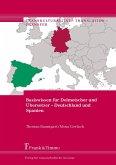 Basiswissen für Dolmetscher und Übersetzer - Deutschland und Spanien (eBook, PDF)
