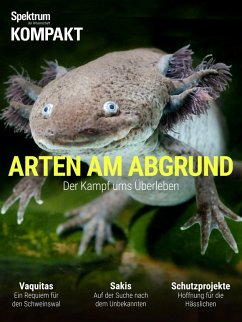 Spektrum Kompakt - Arten am Abgrund (eBook, PDF)