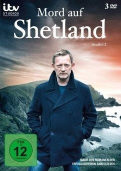 Mord auf Shetland - Staffel 2 DVD-Box - Mord Auf Shetland
