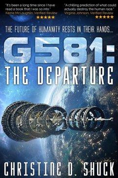 Gliese 581: The Departure (eBook, ePUB)
