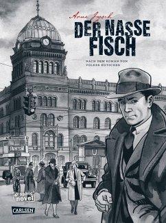 Der nasse Fisch / Kommissar Gereon Rath Bd.1 (erweiterte Neuausgabe) - Jysch, Arne