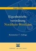 Eigenbetriebsverordnung Nordrhein-Westfalen