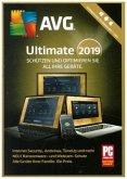 AVG Ultimate 2019 (unbegrenzte Geräte/1 Jahr)