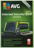 AVG Internet Security 2019 - unbegrenzt/1Jahr