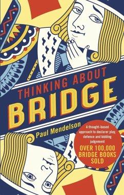 Thinking About Bridge (eBook, ePUB) - Mendelson, Paul
