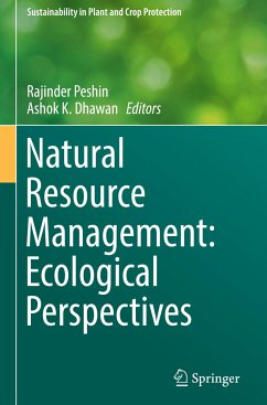 Natural Resource Management: Ecological Perspec...