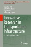 Innovative Research in Transportation Infrastructure