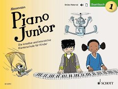 Piano Junior: Duettbuch - Heumann, Hans-Günter