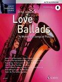 Love Ballads, Alt-Saxophon