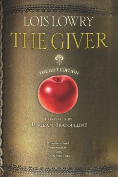 Giver (illustrated; gift edition) (eBook, ePUB) - Lowry, Lois