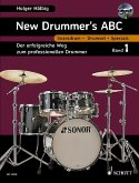 New Drummer's ABC, m. MP3-CD