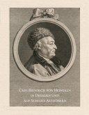 Carl Heinrich von Heineken in Dresden und auf Schloss Altdöbern
