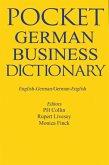 Pocket Business German Dictionary (eBook, PDF)